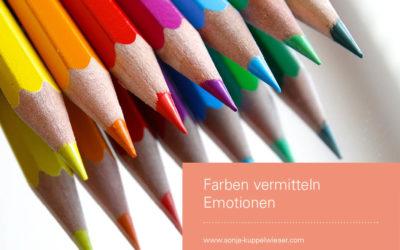 Farben und Emotionen im Design