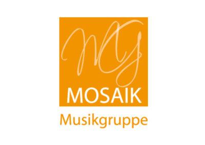 Logo Musikgruppe Mosaik