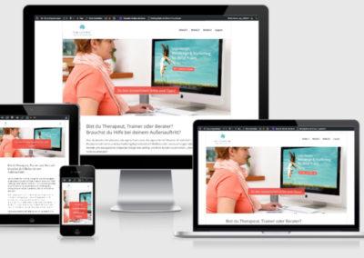 Website Sonja Kuppelwieser