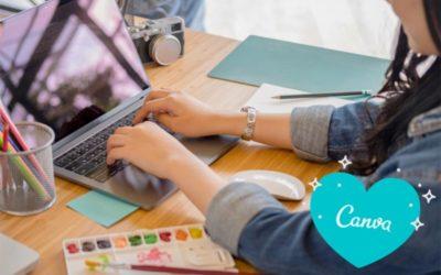 Wie du Canva für deine Sichtbarkeit nutzen kannst