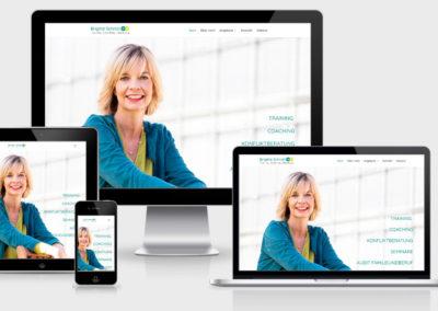 Webdesign Brigitte Schrott